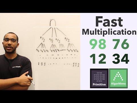 Fast Multiplication: From Grade-School Multiplication To Karatsuba's Algorithm