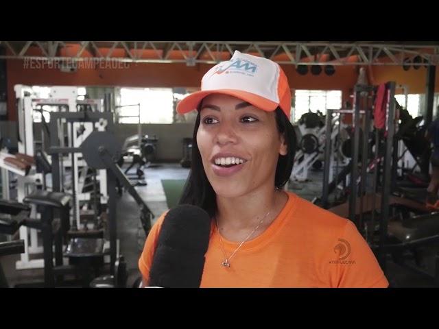 Atleta de fisiculturismo precisa de ajuda para participar do campeonato alagoano