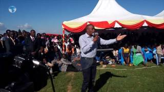Nacada Director and musician 'Jaguar' cautions youths on drug abuse