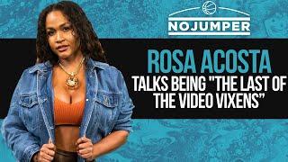 Rosa Acosta Talks Being