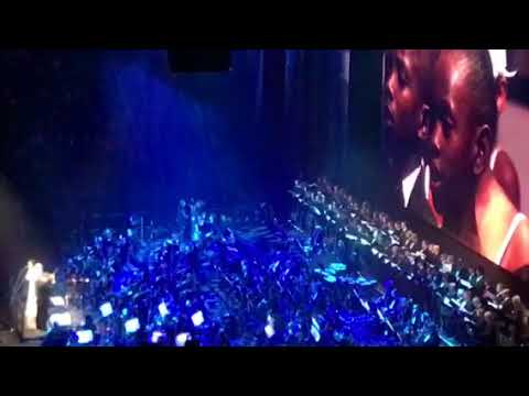 Madison Square Garden Heather Headley And Andrea Bocelli 2017 View From  Section 212 Row 10