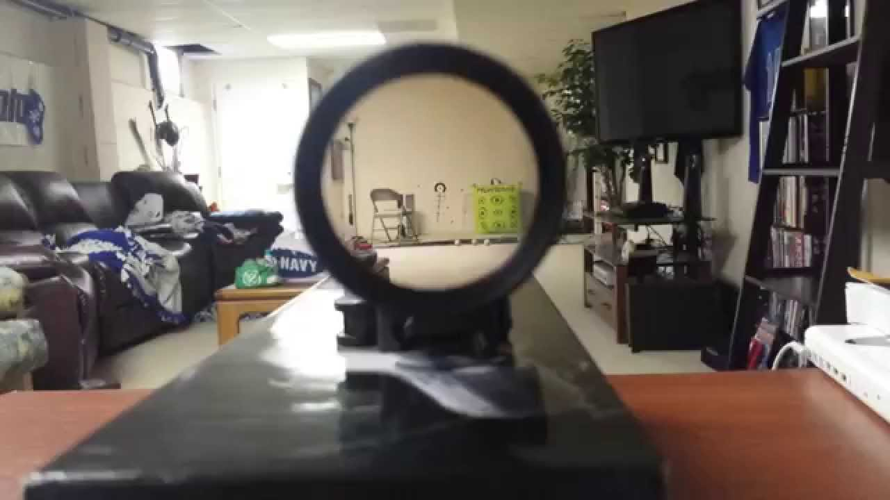 Primary Arms 1 6x Scope Acss Reticle Quick Look Youtube