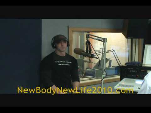 Rob Belley Interviewed on WATD 95.9 for New Body New Life 2010 with Dani Lynn and Rob Hakala