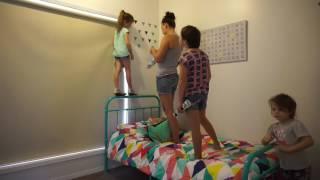 Girls Bedroom Revamp with KMART Items | VLOG | Episode 9