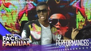 """Your Face Sounds Familiar: Kean Cipriano as Silento - """"Watch Me (Nae Nae)"""""""