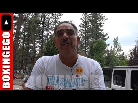 ABEL SANCHEZ SAYS GOLOVKIN WILL BE AGGRESSIVE, BUT CANELO ALL DEPENDS IF HES TRUTHFUL...
