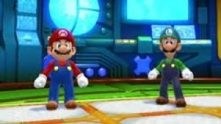 Mario and Sonic at the Olympic Winter Games (Wii) - Party Games (All Modes)
