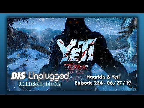 Hagrid's Magical Creatures Motorbike Adventure Review + Yeti Talk | Universal Edition | 06/27/19