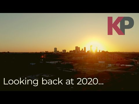 Looking back at 2020