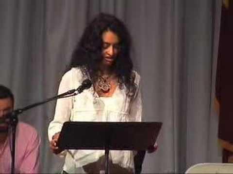 Deepa Fernandes reads Tecumseh