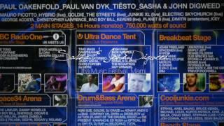 Sasha & John Digweed - Ultra Music Festival 2003
