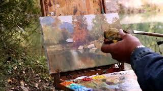 Alexander Babich pleinair video October 2018