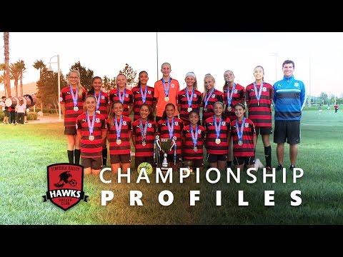 Hawks Academy - Championship Profiles