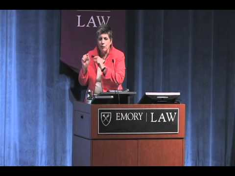 A Conversation with The Honorable Janet Napolitano U.S. Secretary of Homeland Security