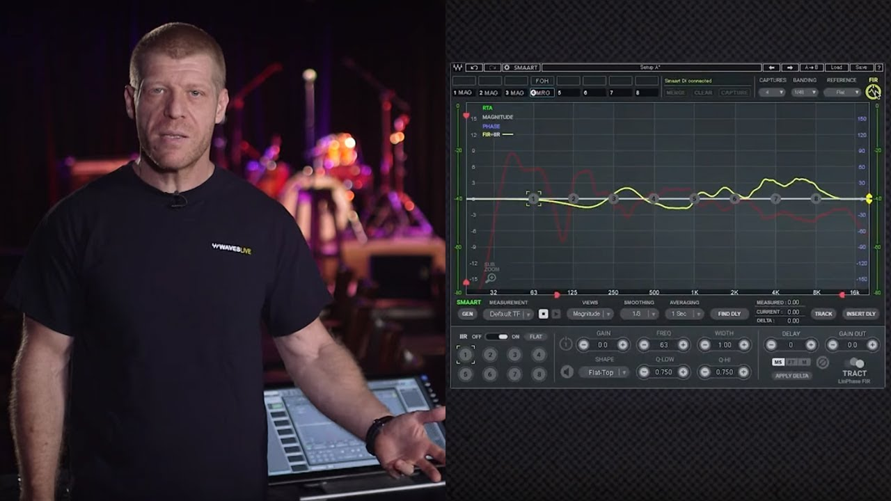 Waves Audio TRACT Calibration Plugin Now Shipping : Ask Audio