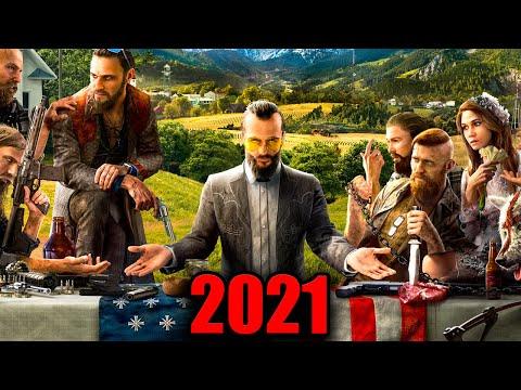 Den här helgen kan du spela Far Cry 5 Utan extra kostnad