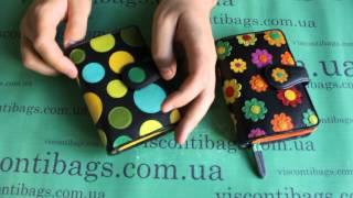 Visconti женские кошельки(Краткое описание женских кошельков английского бренда Visconti (Висконти). Подробнее в каталоге http://viscontibags.com.ua/..., 2015-05-15T16:38:04.000Z)