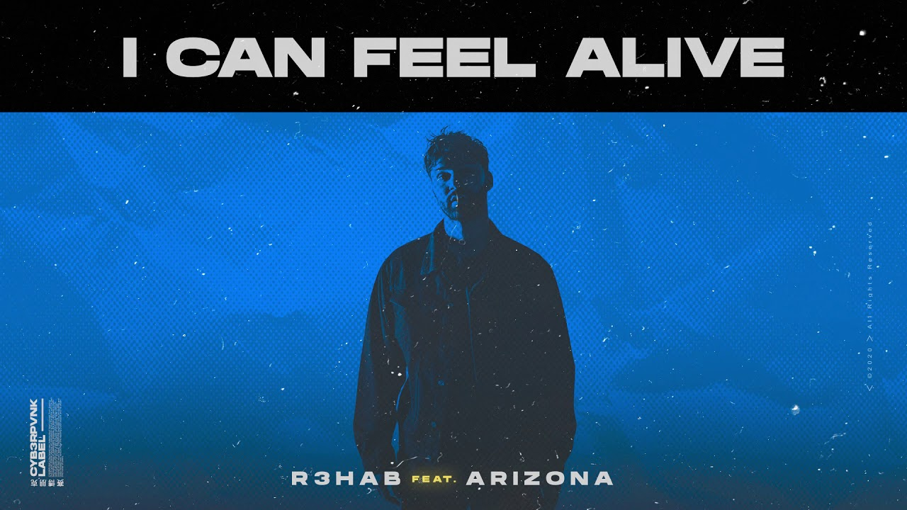 Arti Lirik dan Terjemahan R3HAB - I Can Feel Alive