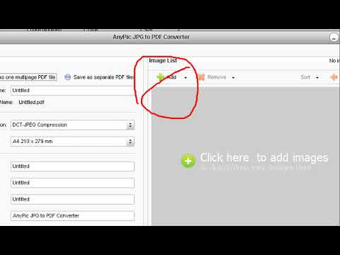 How To Convert JPEG To PDF With Software Download With Key
