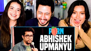 "ABHISHEK UPMANYU | ""Blue Film"" 