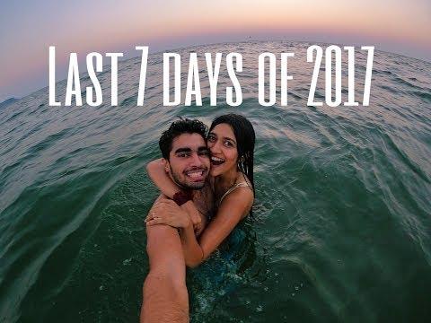 LAST 7 DAYS OF 2017 💋      Larissa D'Sa