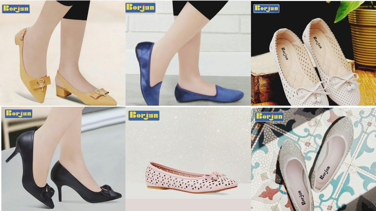 Stylish Borjan Shoes Design 2019