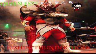 ¿Quien es Jushin thunder Liger?- Análisis Wrestling
