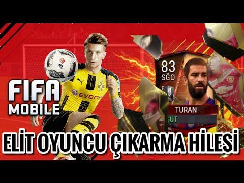 fifa mobile türkçe elit oyuncu çıkarma hilesitaktiği