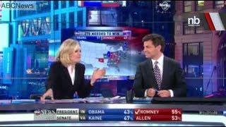 Was Diane Sawyer Drunk on TV?