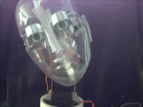 Robotics Squared Animatronic Robot Neck Assembly