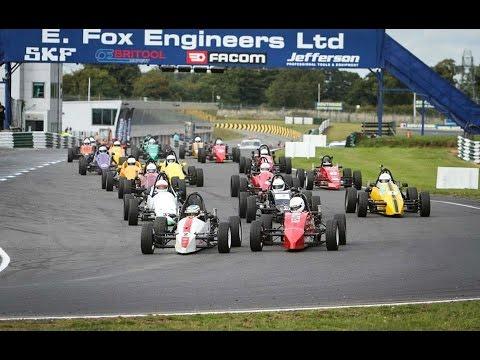 Irish Formula Vee 2015 - Round 9 - Mondello International 'A Race'