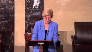 Sen. Warren: Don