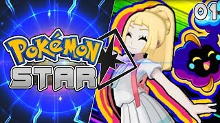 Pokemon Star 3DS Rom Hack Part 1 LILLIE IS MEAN! Gameplay Walkthrough