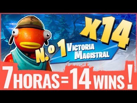 14 WINS en SÓLO 7 HORAS!!! RÉCORD DE WINEADAS EN RED ROYALE!!