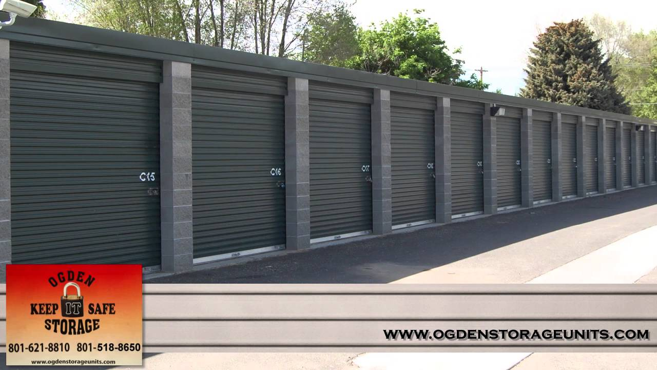 Storage Units in Ogden UT | Keep It Safe Storage & Storage Units in Ogden UT | Keep It Safe Storage - YouTube