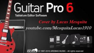 If you will use the cover, give the credits!) COVER by Lucas Mesqui...