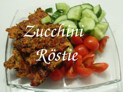 HCG 21 Tage Dit Zucchini Rstie YouTube