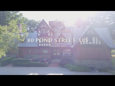 80 Pond Street, Unit 5, Salem, NH | Drone Aerial