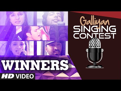 Galliyan Singing Contest Winners JUKEBOX | Avish, The Gunsmith, Shimona, Siddharth, Shirley
