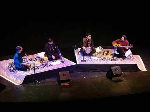 Shajarian, Alizadeh, Kalhor - Bi hamegan بی همگان بسر شود