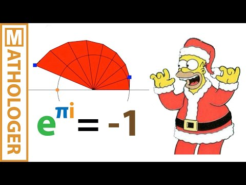 e to the pi i for dummies