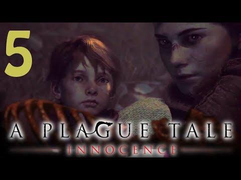 A Plague Tale: Innocence - Castle of Rats Part 5