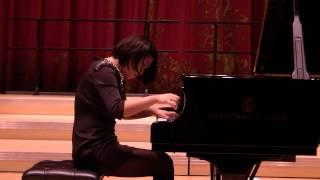 Xiaofen Song Debussy Prize Reflets dans l