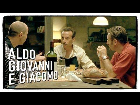 Tripla coppia - Aldo Giovanni e Giacomo da Chiedimi se sono felice