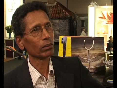 Perry Moodley - Durban Tourism @ Meetings Africa 2009