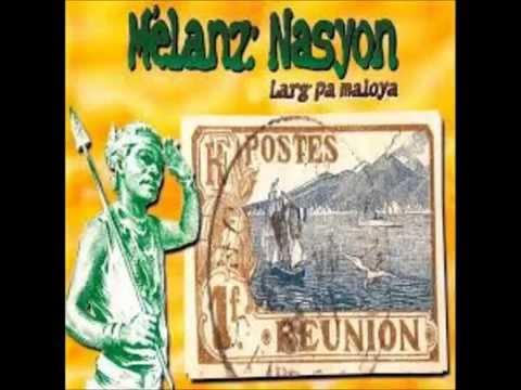Mélanz Nasyon  - Granpèr