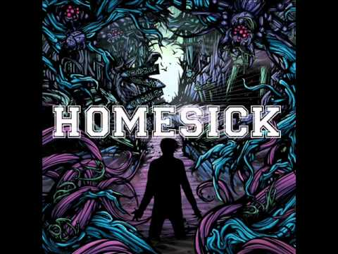 A Day To Remember: Breakdowns (Homesick) - YouTube A Day To Remember Homesick Album Cover