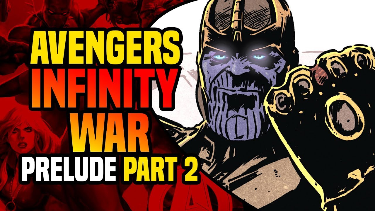 Did The Avengers Infinity War MCU Prelude Tell Us Where The Soul Stone Is? ( Prelude Part 2 )