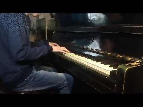 M.O.O.N - Dust ( Cover By Piano Nik)