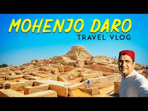 Mohenjo Daro Travel VLOG | 4700 Years Old Indus Valley Civilization